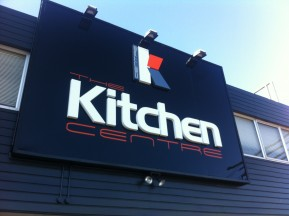 Kitchen Centre Fascia